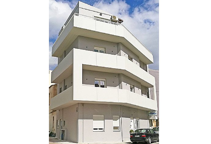 Mare Civitas Duo Apartment